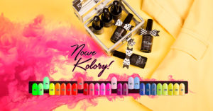 Lakiery hybrydowe PROnail - nowe kolory Wiosna 2017